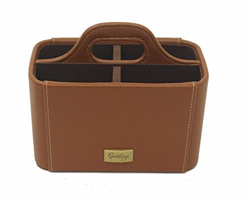 media-storage-remote-control-caddy-organiser-holder-handmade-in-brown-pu-leather-by-cordays-cdm-0003