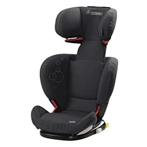Maxi-Cosi RodiFix Group 2/3 Car Seat (Total Black) 2014 Range