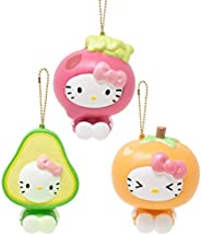 Hamee, [Sanrio Squishes Fruit and Veggie [Slow Rising] Super Soft Cute Stress Relief Squishy Toy for Kids