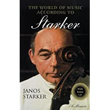 The World of Music According to Starker, w. Audio-CD