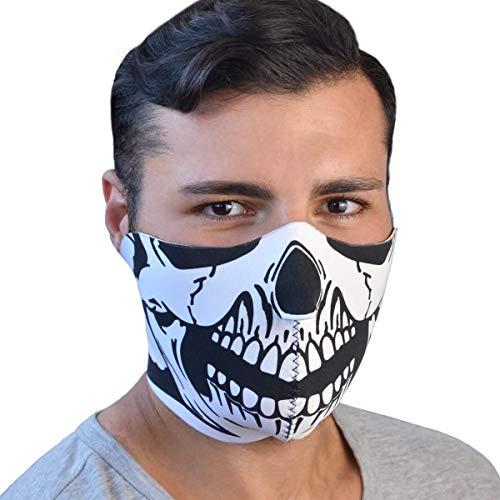 TJ MARVIN - Máscara de neopreno