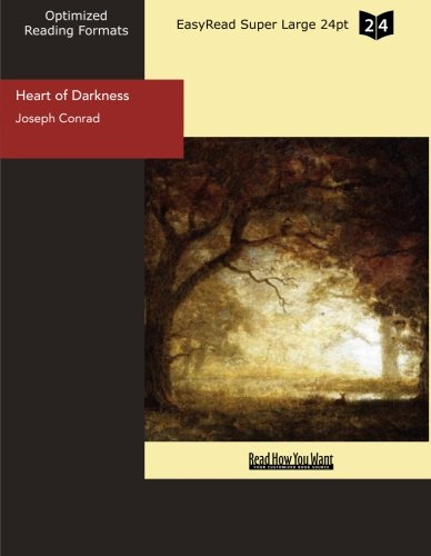 Heart of Darkness (EasyRead Super Large 24pt Edition)