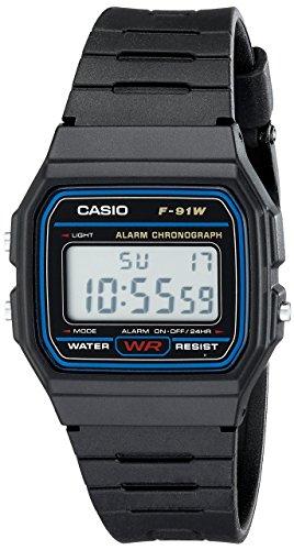Casio - F91W - Montre Homme - Digitale - Bracelet plastique - Couleur no