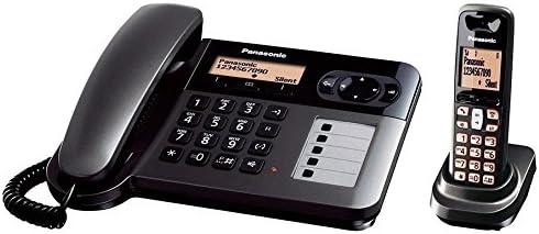 Panasonic KX-TGF110 Combo of Corded and Cordless Phones