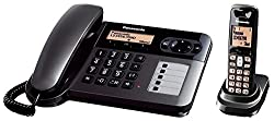 Panasonic KX-TGF110 corded and cordless phone combo