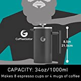 Cafetiere by Coffee Gator cafetiere by coffee gator Cafetiere by Coffee Gator 41CBAK6N5xL