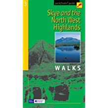 Pathfinder Skye & the North West Highlands: Walks (Pathfinder Guides)