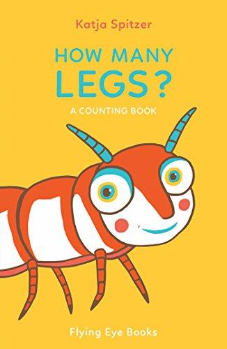 How Many Legs (Little Books for Little Hands)