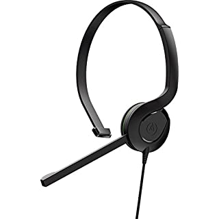 Chat Headset  - Microsoft Officially Licensed for Xbox One/Xbox One S/Xbox One X ( Std 3.5mm plug )