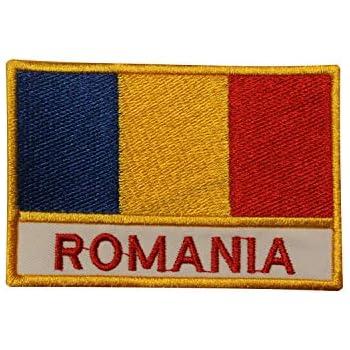 con bandiera nazionale della Polonia Toppa da cucire o applicare con ferro da stiro