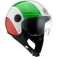 Reithelme Viper Rs-04 Italien Offenes Gesicht Roller Motorrad Mod Retro Helm Reithelme & -schutzkleidung