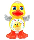 Best Toys For A 2 Year Old Boys - Pinnappo High Quality Lights and Musical Dancing Duck Review