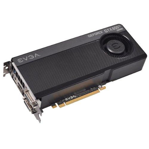 EVGA 01G-P4-3656-KR NVIDIA GTX 650 Grafikkarte (16x PCI-e, 1GB GDDR5 Speicher, DVI-I, DVI-D, mini HDMI, DisplayPort, 1 GPU) - Grafikkarte Gtx650