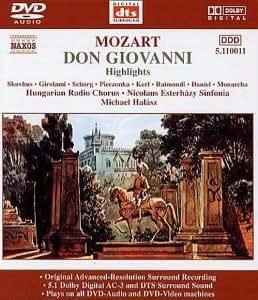 Don Giovanni (Auszüge) [DVD-AUDIO]