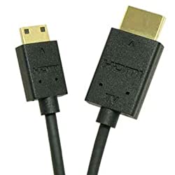 SF Cable 15ft HDMI Male to Mini (C) RedMere im Cable 36AWG Support 3D 4K