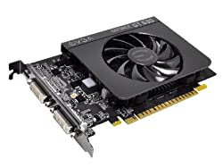 EVGA GeForce GT 630 2048MB GDDR3 DVI and HDMI Graphics Card 02G-P3-2639-KR