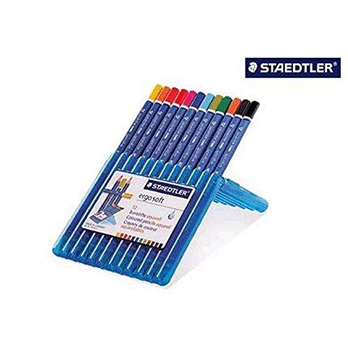 Farbstift ergo soft aqua 24er Box