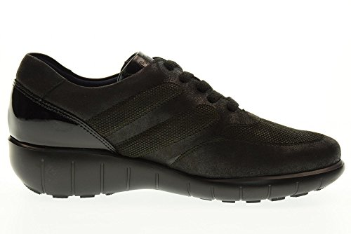 CALLAGHAN scarpe donna sneakers basse 11608.6 Nero