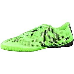 adidas F10Joven Sala Guantes, hombre, solar green/core black/core black, 39 1/3 EU