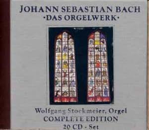 Das Orgelwerk (20 CD-Set)