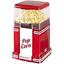 Beper 90.590 Pop Corn Retro Máquina para hacer palomitas 1200 W, ...