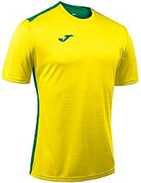 Joma 100417.100 - Camiseta de equipación de manga corta para hombre