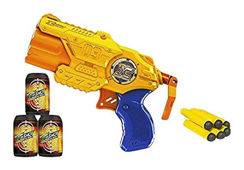 COLORBABY Colore Baby–Pistola X-Shot lanzadardos, 30cm, 44218