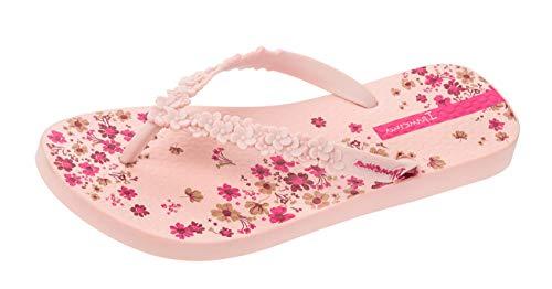 Ipanema Brasil Fashion Floral Damen Flip Flops, Pink, Größe 39