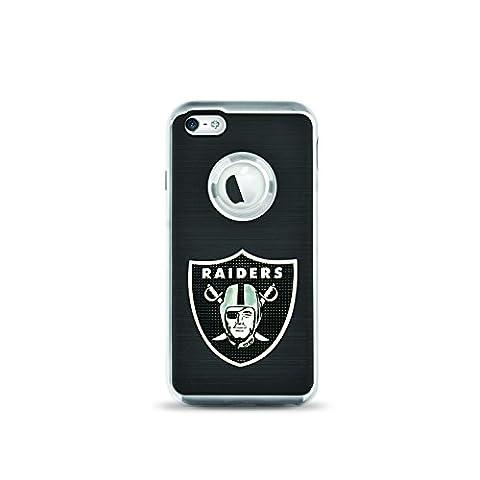 iPhone 5/5S/SE FLEX SIDELINE Case for NFL Oakland