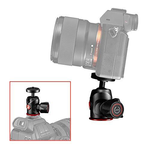 Manfrotto mh492lcd-bh 492 panoramicas micro con zapata flash