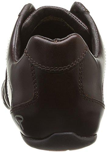 Clearblue - Milano Cadet, Sneakers da bambini e ragazzi Marrone (Braun - Braun  (Schokolade))