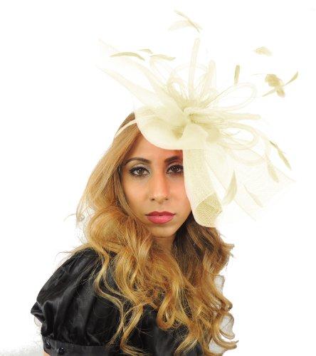 Hats By Cressida - Sweat à capuche spécial grossesse - Femme Ecru - Crème