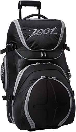 Zoot mochila Ultra Tri Carry On Bag Negro negro/peltre Talla:59 x 33 x 26 cm, 1 Liter