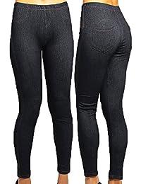 RIDDLEDWITHSTYLE - Pantalon de sport - Uni - Femme noir *