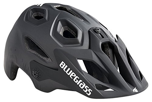Bluegrass Golden Eyes Helm, schwarz, 56-59 cm