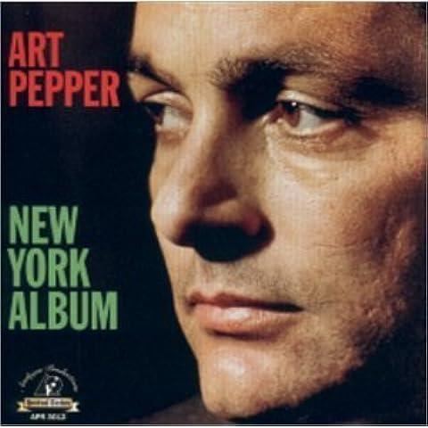 New York Album by Art Pepper