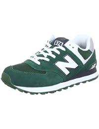 New Balance Ml574 D Ppb Sneaker Herren (Blau / Gelb)