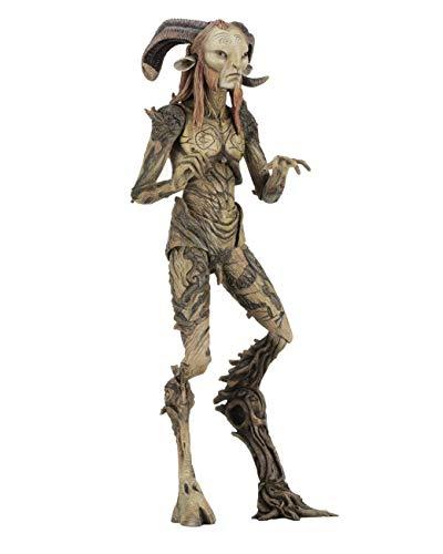 Kind Hellboy Deluxe Kostüm - Pans Labyrinth Guillermo del Toro Actionfigur - Faun - 23 cm