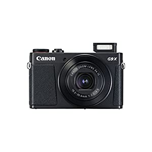 Canon-PowerShot-G9-X-Mark-II-Kompaktkamera-201-Megapixel-75-cm-3-Zoll-Display-WLAN-NFC-1080p-Full-HD
