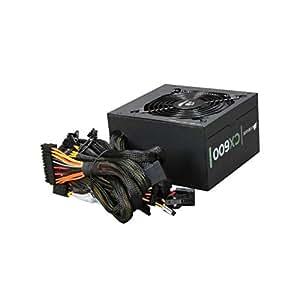 Corsair alimentazione PC CX600 75-001668 600W ATX Alimentatore SATA Molex PCI-e