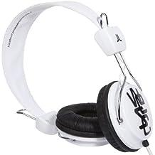 Wesc WECE001 - Auriculares de diadema cerrados, blanco
