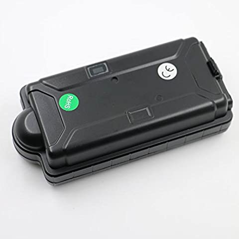 GPS Tracker magnetico con 5,000mAh batteria al litio e il Software Libero di monitoraggio
