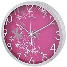 Festina - Reloj de Pared FC0096 - Rosa
