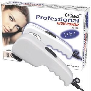 Ozomax Professional 17 in 1 Body Massager (White)