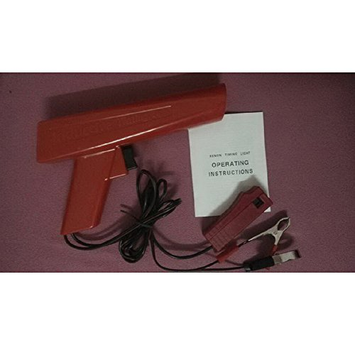 Voiture et moto allumage chronomètre pistolet inductif chronométrage xénon pour les outils de réparation automobile