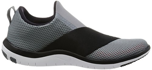 Nike Wmns Free Connect, Scarpe Sportive Indoor Donna Grigio (Cool Grey/pure Platinum/white/black)