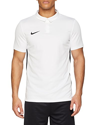 Nike Golf-bekleidung (Nike Herren Academy 18 Poloshirt, White/Black, 2XL)