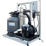 purion 40Sistema completo Pool Limpieza sin productos químicos.