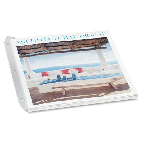 Baumgartens 3Ring Magazin/Katalog Organizer Strips, 12Stück (Magazin 3-ring Binder)