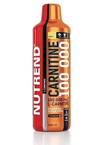 41CBoSl63TL - Nutrend Carnitine 100 000, Sour Cherry, 1000 ml
